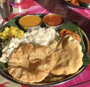 私の身体はインドの食材とスパイスで出来ています^^