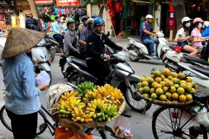 hanoi town